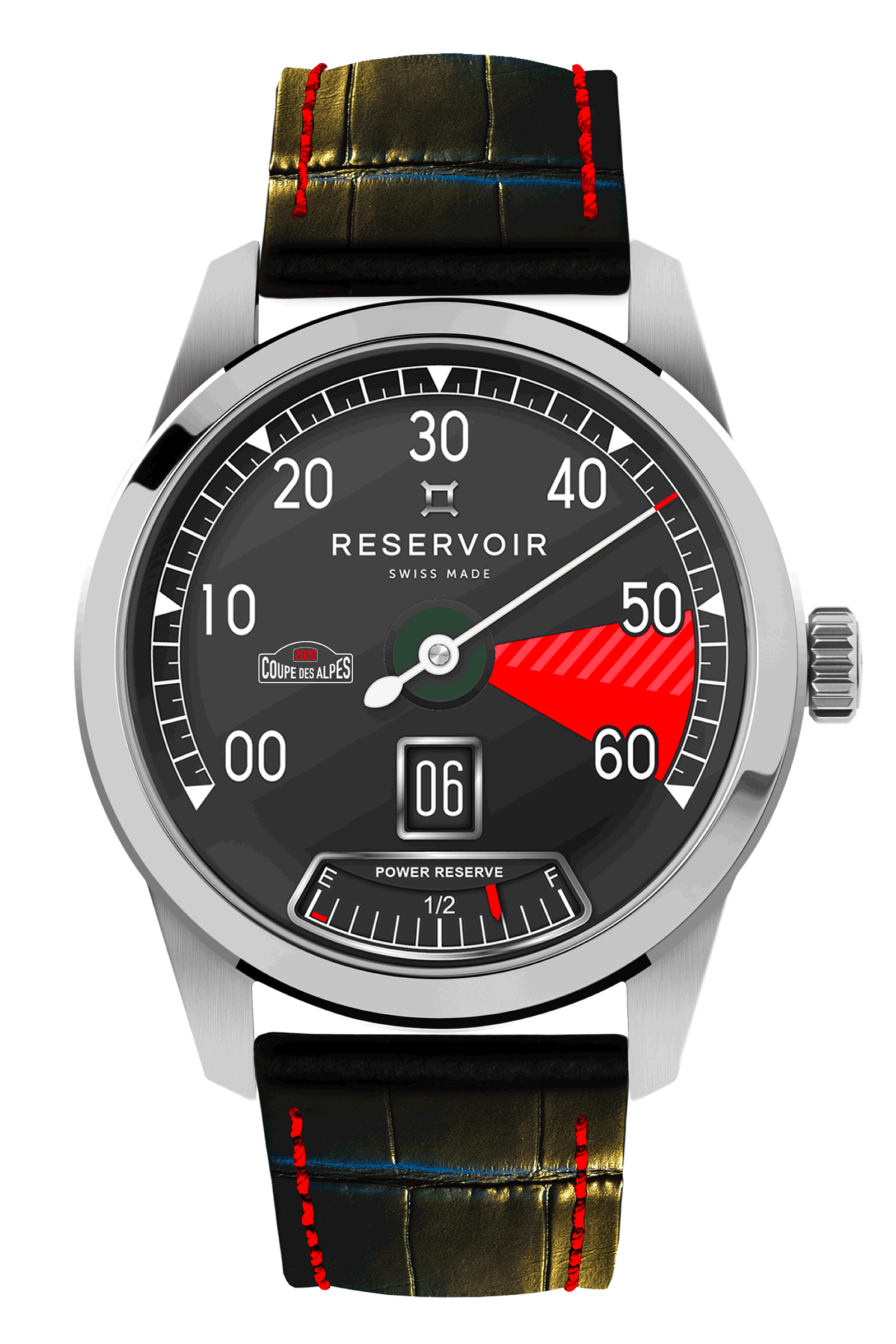 reservoir watch supercharged coupe des alpes 2020